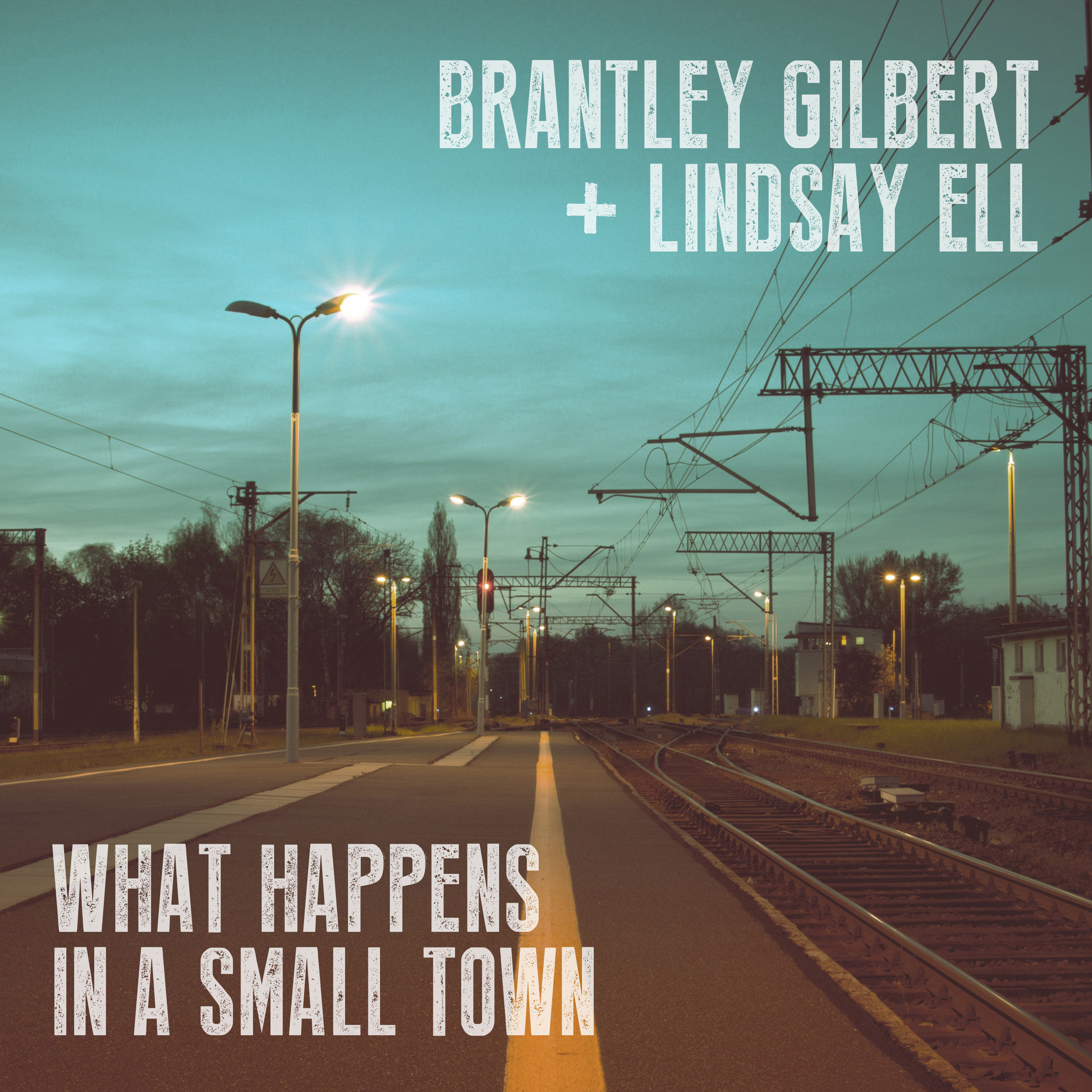 'What Happens In A Small Town' cover art