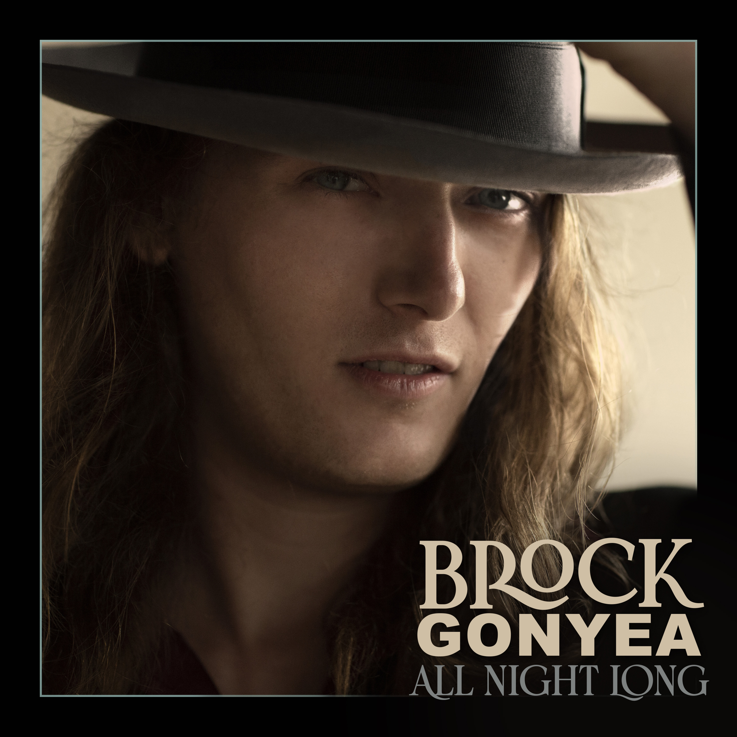 Brock Gonyea 'All Night Long' cover