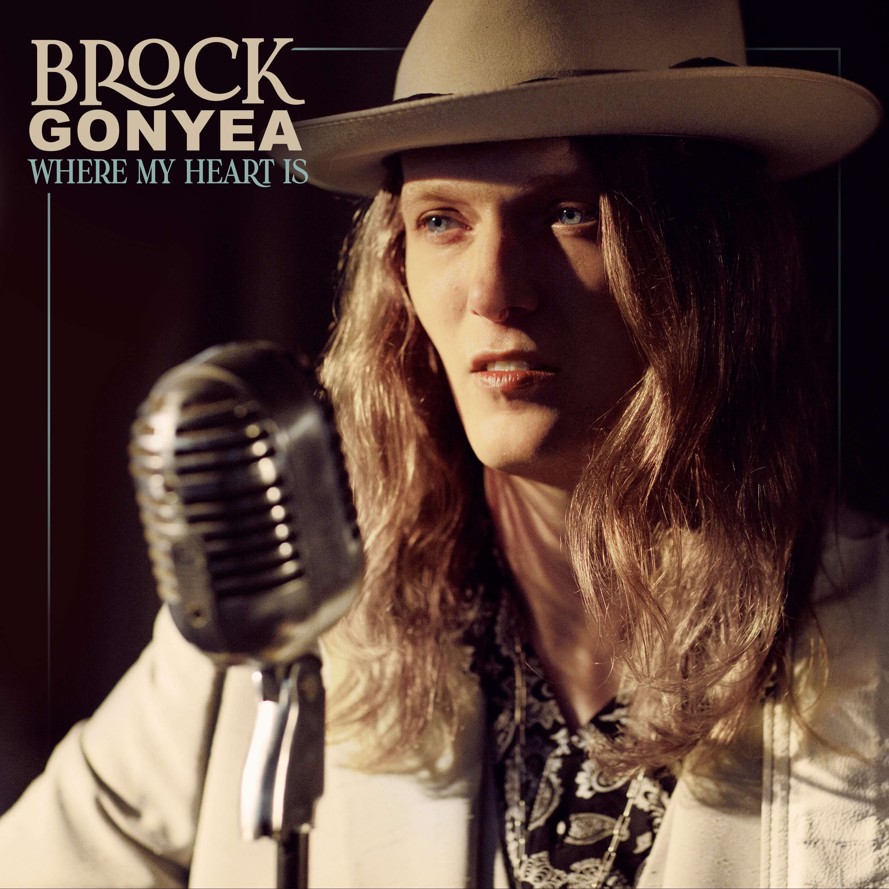 Brock Gonyea 'Where My Heart Is' cover
