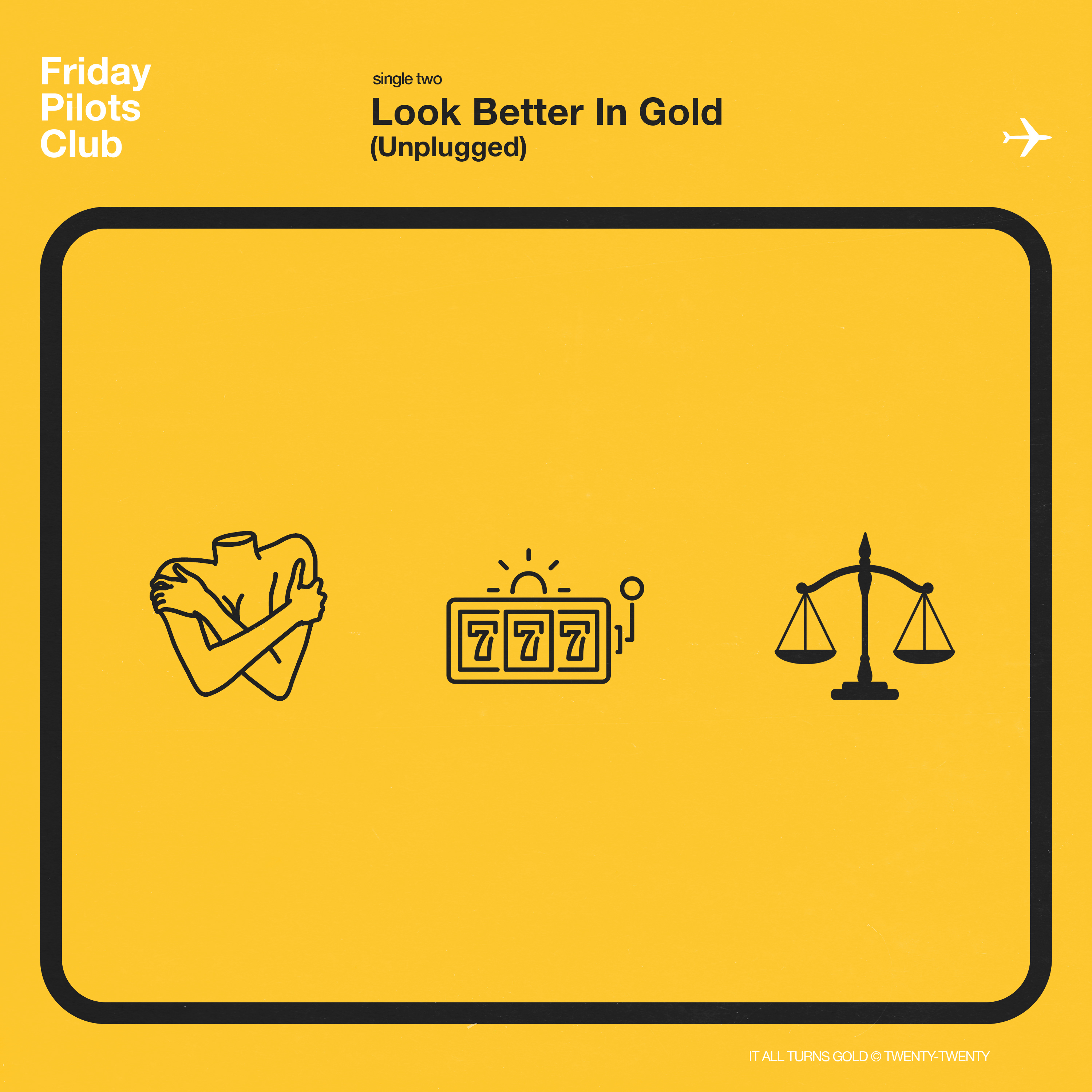 Look Better In Gold cover art