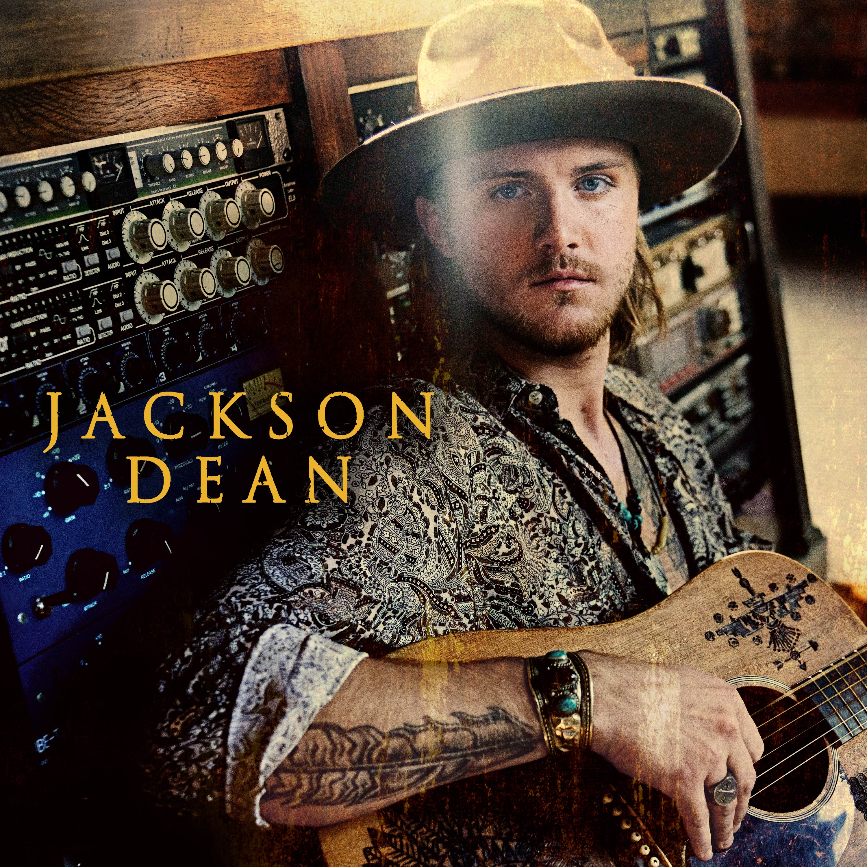 Jackson Dean self-titled EP cover