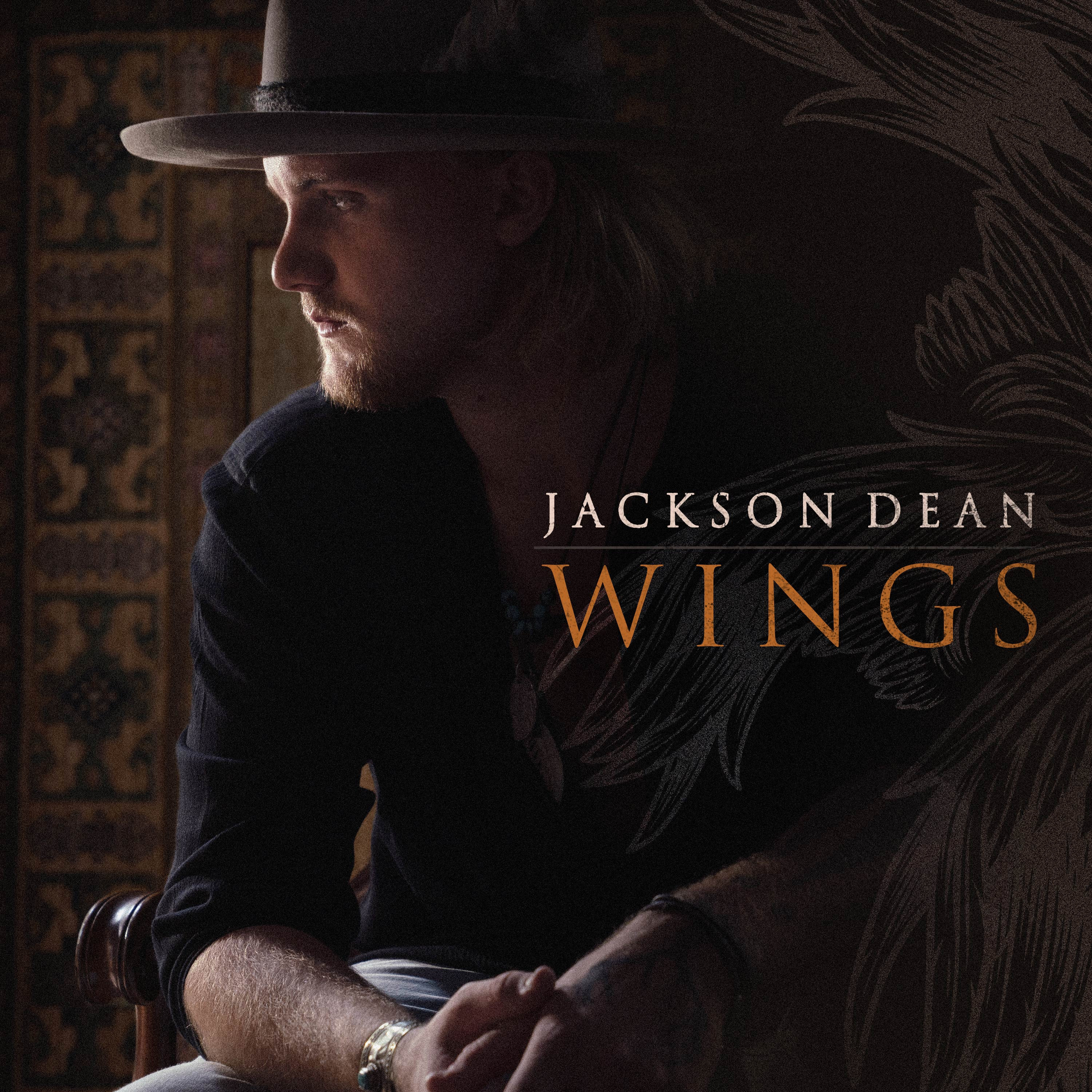 Jackson Dean 'Wings' cover