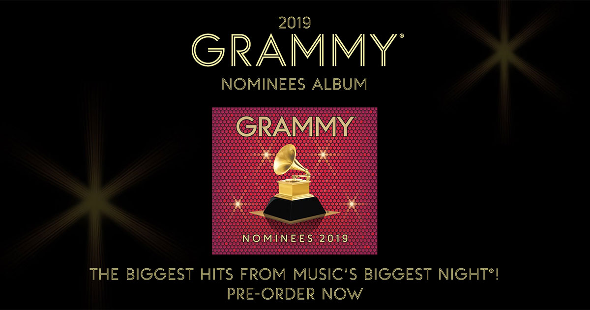 Grammy 2019 Nominations: 2019 Grammy® Nominees Album