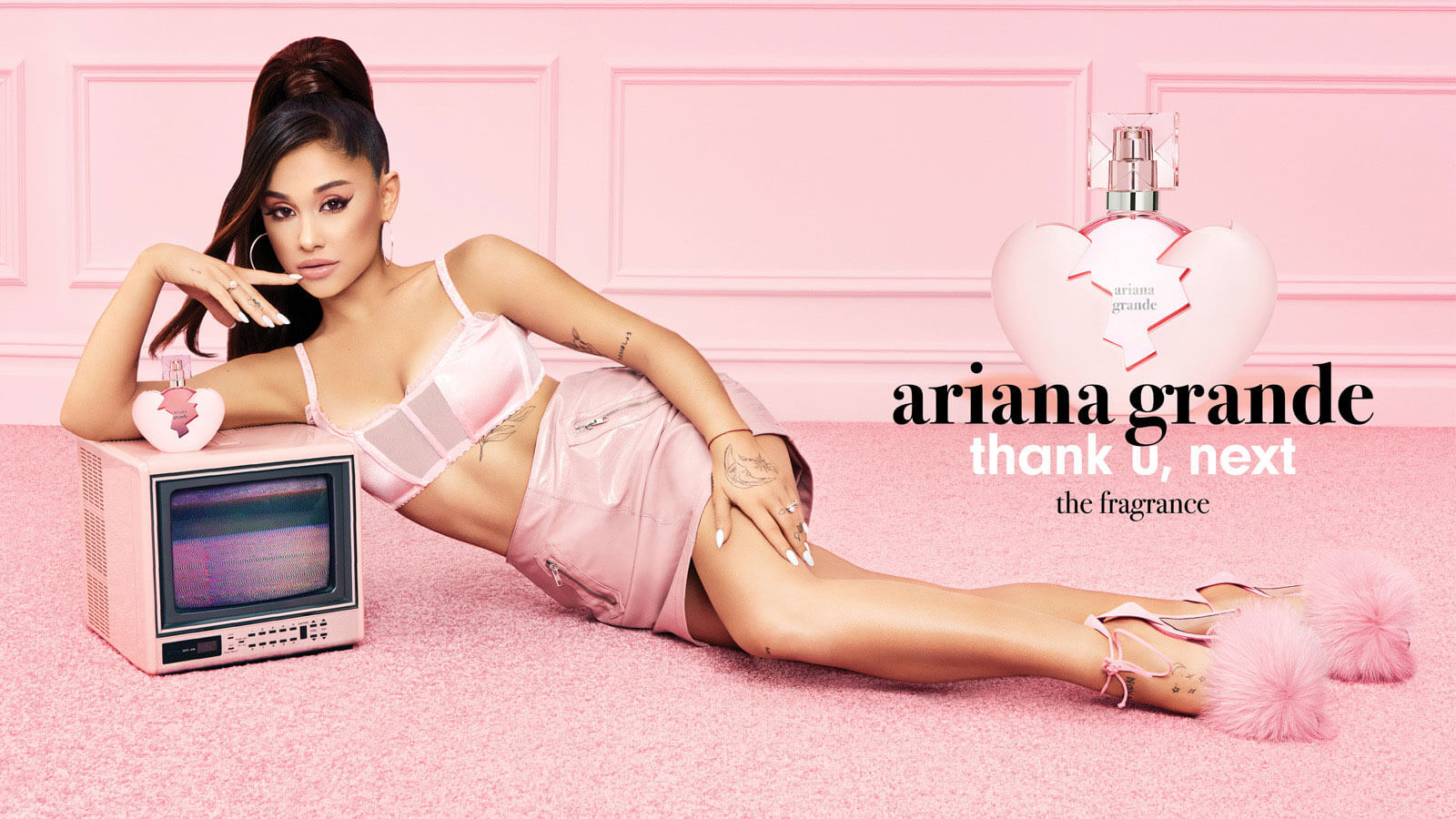 Ariana Grande thank u, next the fragrance