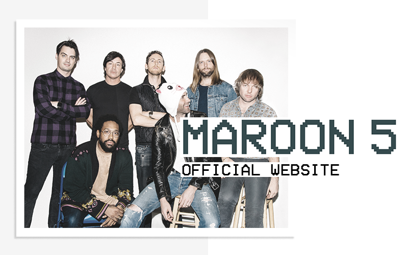 Maroon  Uk Tour Dates