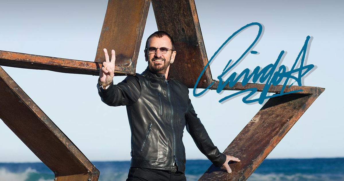 PAUL ON THE RUN: Ringo Starr Announces Fall 2017 Tour Dates