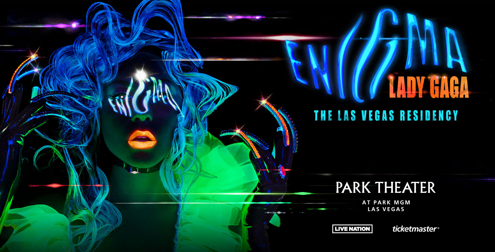 Lady Gaga The Las Vegas Residency